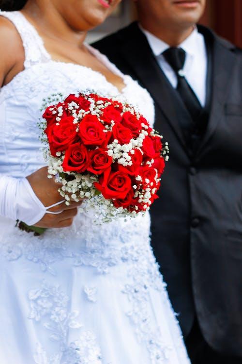 Free stock photo of beautiful, blur, bridal