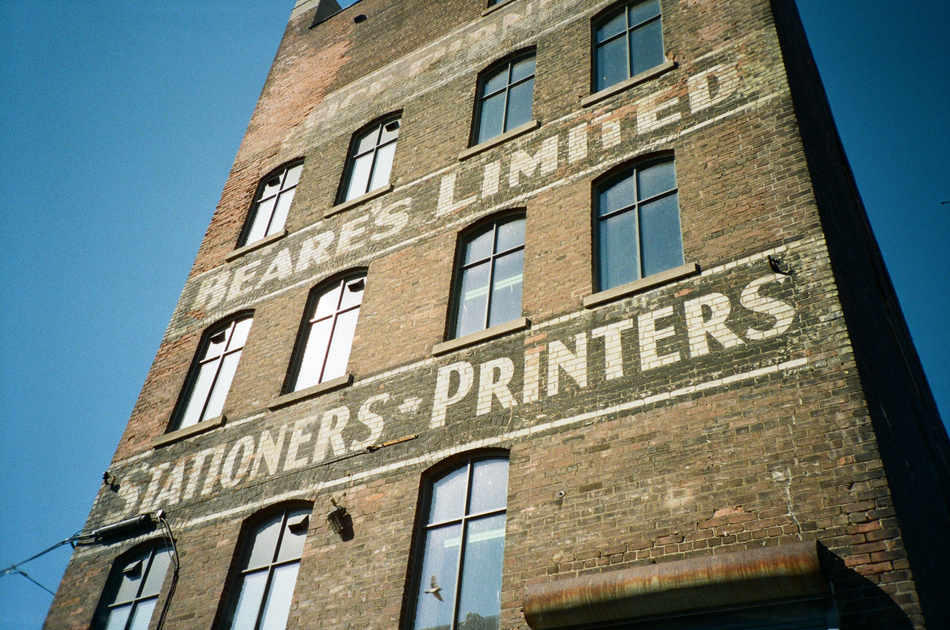 Stationers- Printers Building