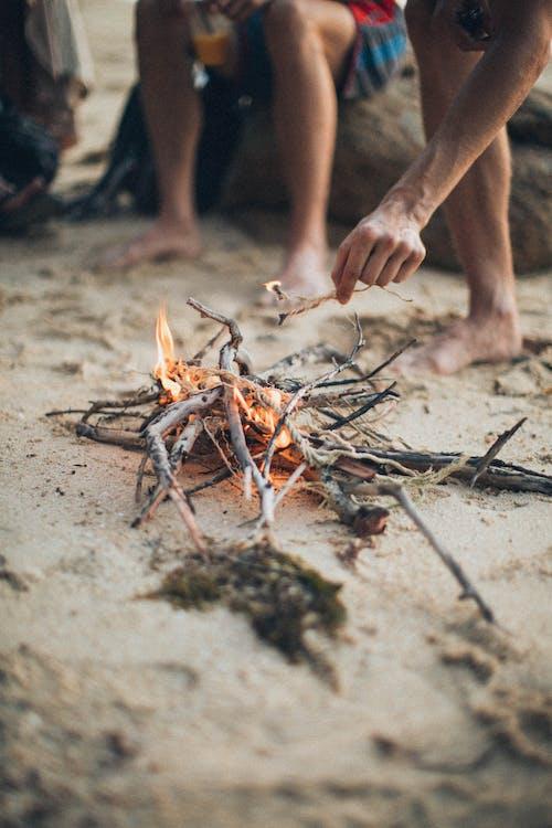Ilmainen kuvapankkikuva tunnisteilla hiekka, ihmiset, kuuma