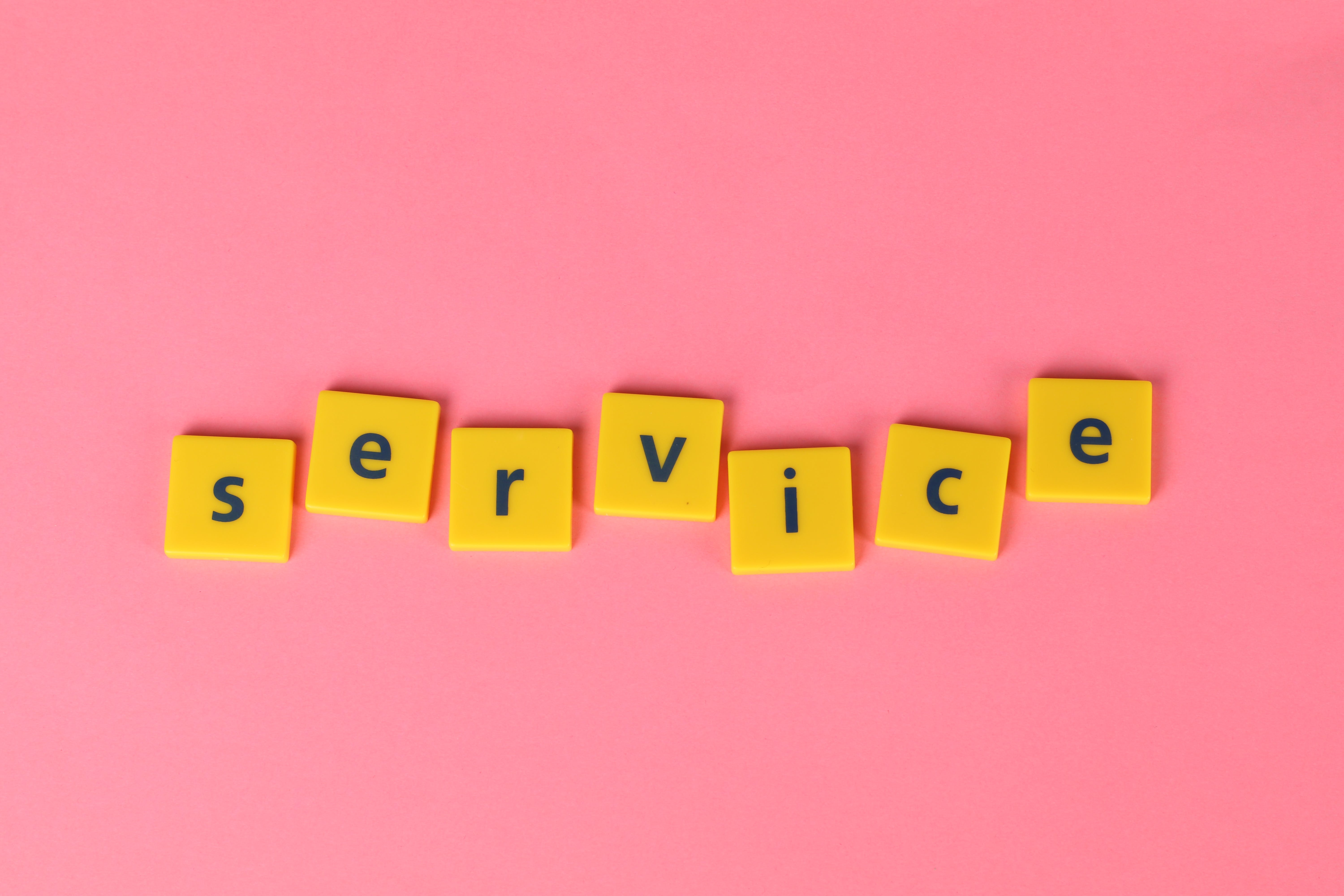Free stock photo of pink background, service