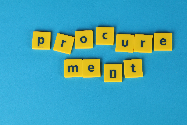 Free stock photo of blue background, procurement