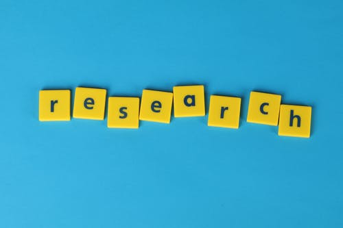 Yellow Letter Blocks