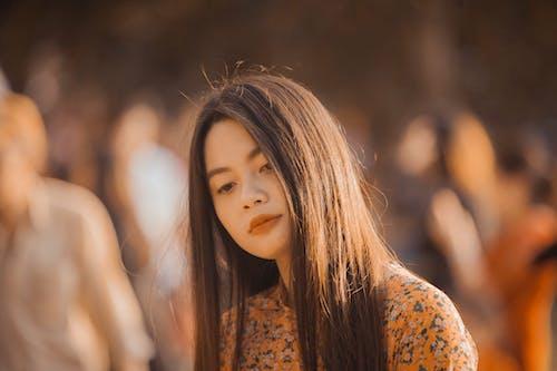 Imagine de stoc gratuită din adorabil, expresie facială, femeie, femeie asiatică