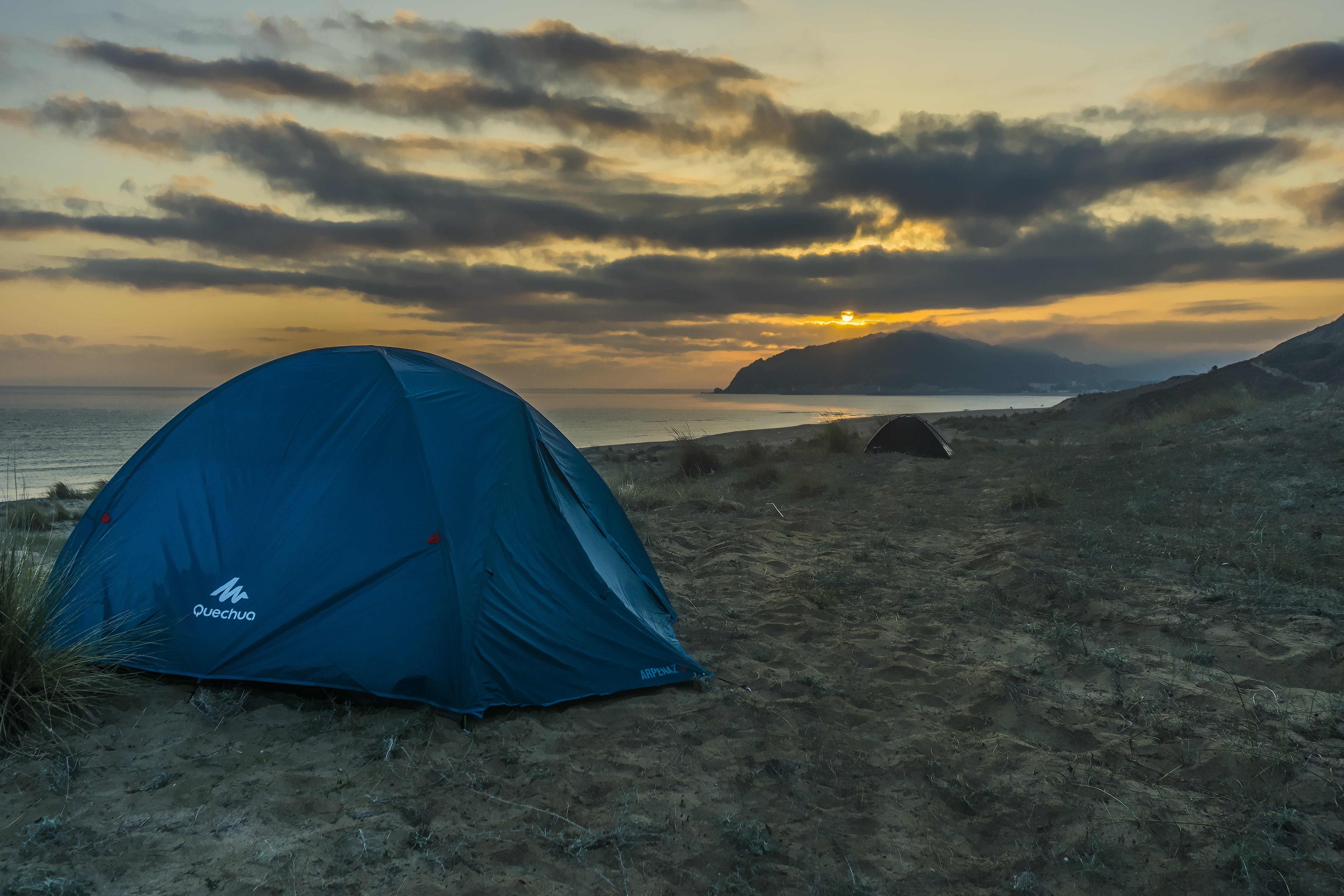 Free stock photo of camping, tent