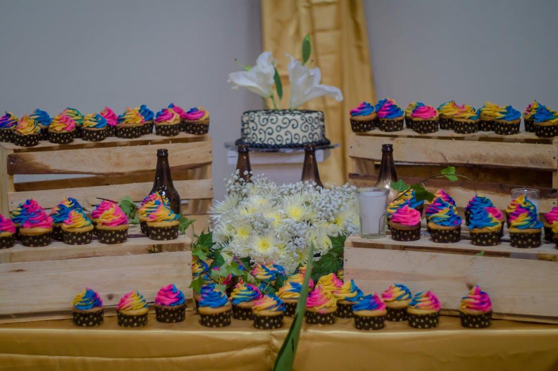 cake, gâteau