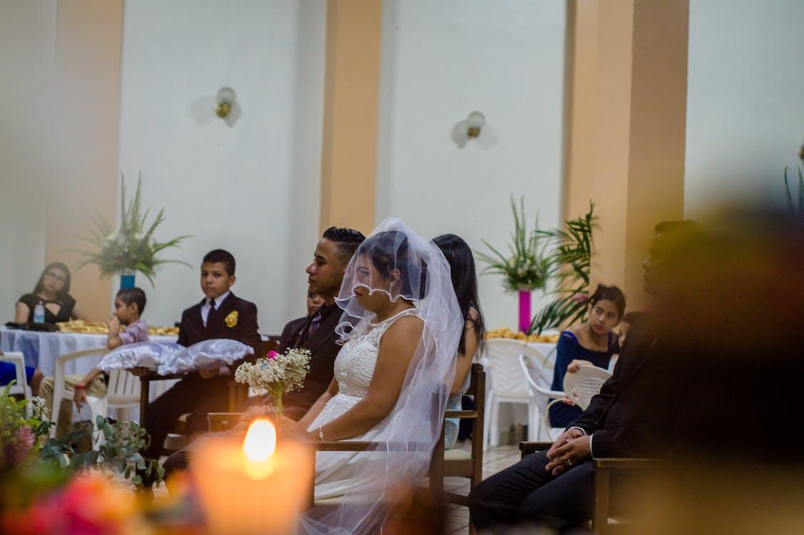 novomanželé, svatba