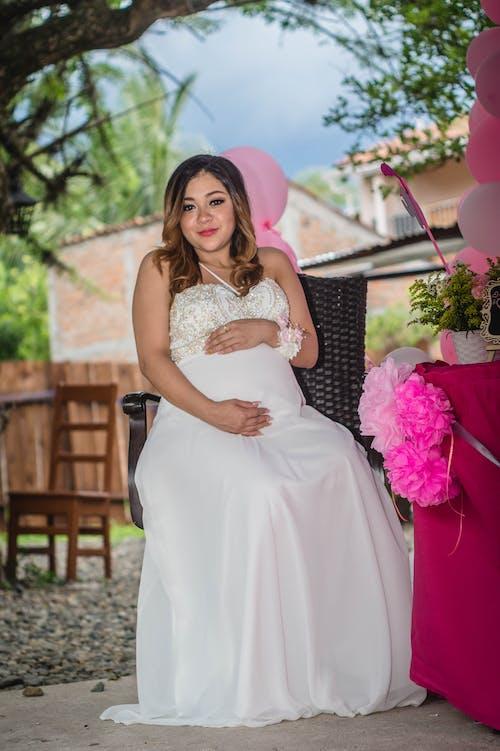 Základová fotografie zdarma na téma těhotná