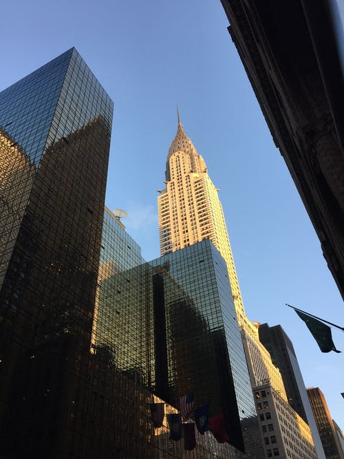 Free stock photo of cities, empire state building
