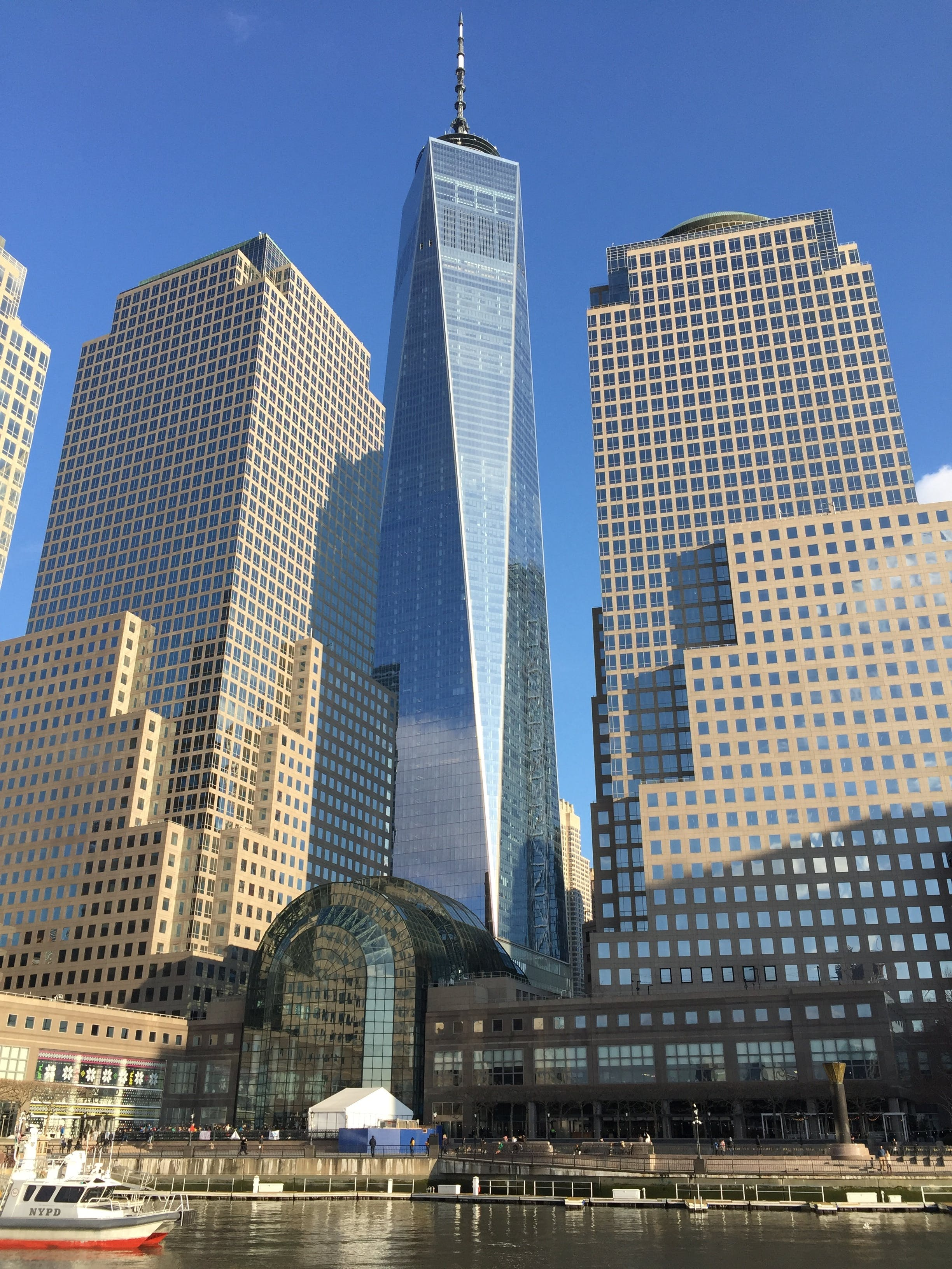Free stock photo of cities, one world trade center