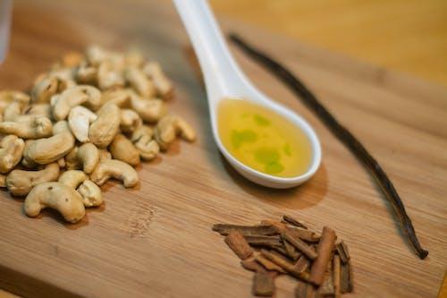 卡内拉, 杏仁, 香草 的 免费素材照片