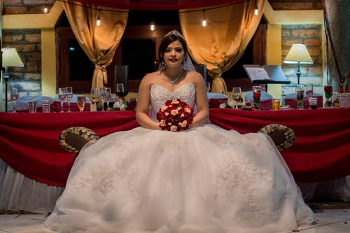Free stock photo of dress, portrait, portrait photography, wedding