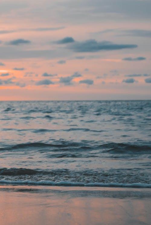 Fotobanka sbezplatnými fotkami na tému breh, dlhá expozícia, krajina, krajina pri mori