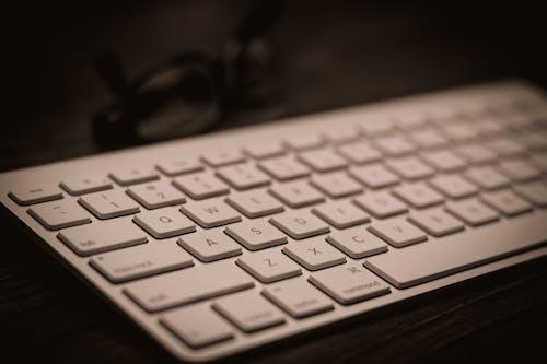 Foto stok gratis apel, keyboard, teknologi