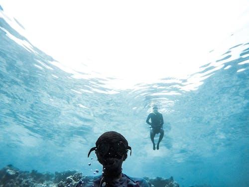 Free stock photo of gopro, maldives, nolan, underwater