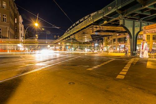akşam, asfalt yok, bina, binalar içeren Ücretsiz stok fotoğraf
