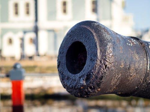 Бесплатное стоковое фото с canon, Антикварный, армия, артиллерия