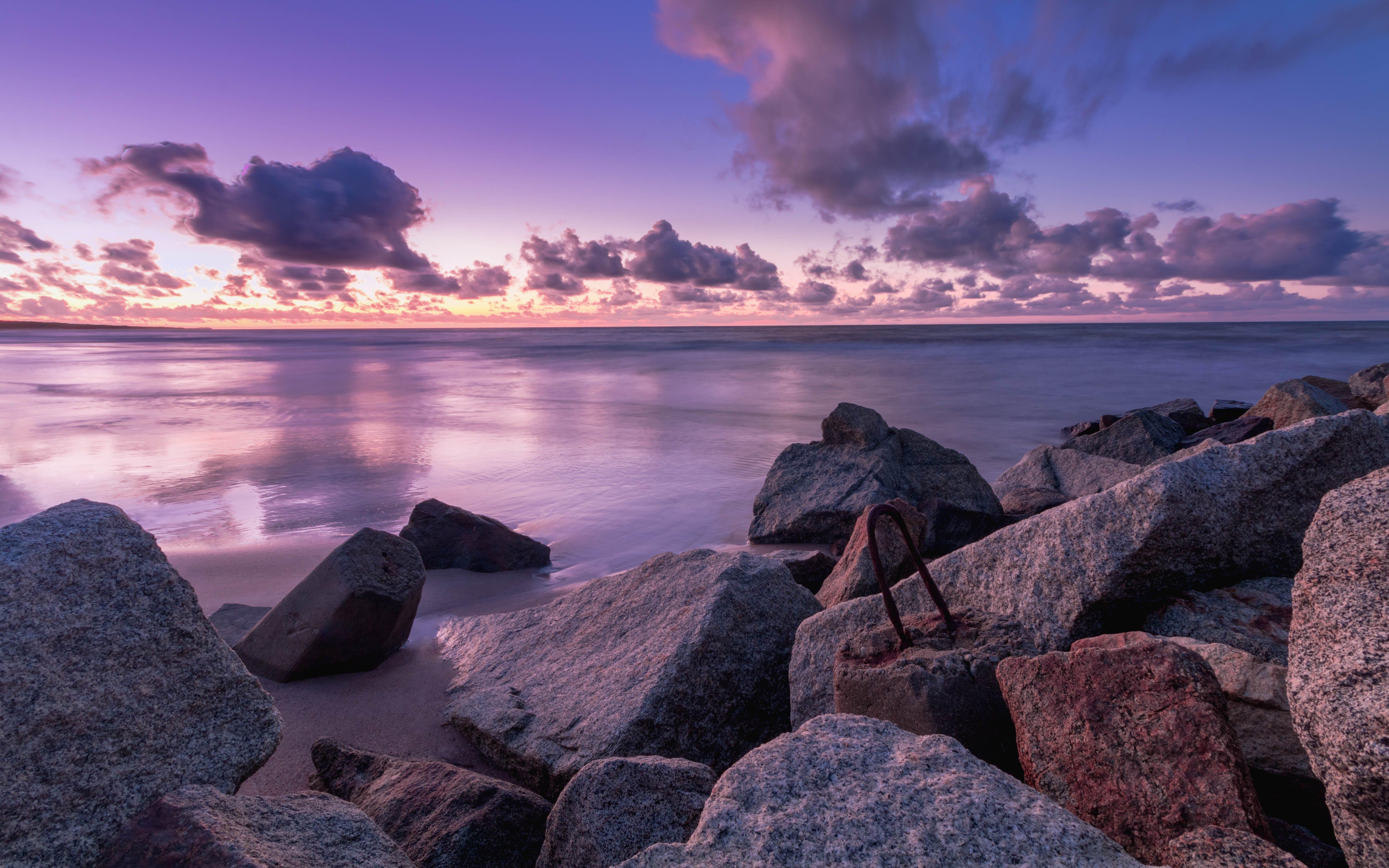 de água, alvorecer, beira-mar, conhecimento