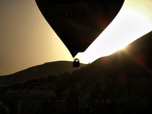 Kostnadsfri bild av luftballong, varmluftsballonger