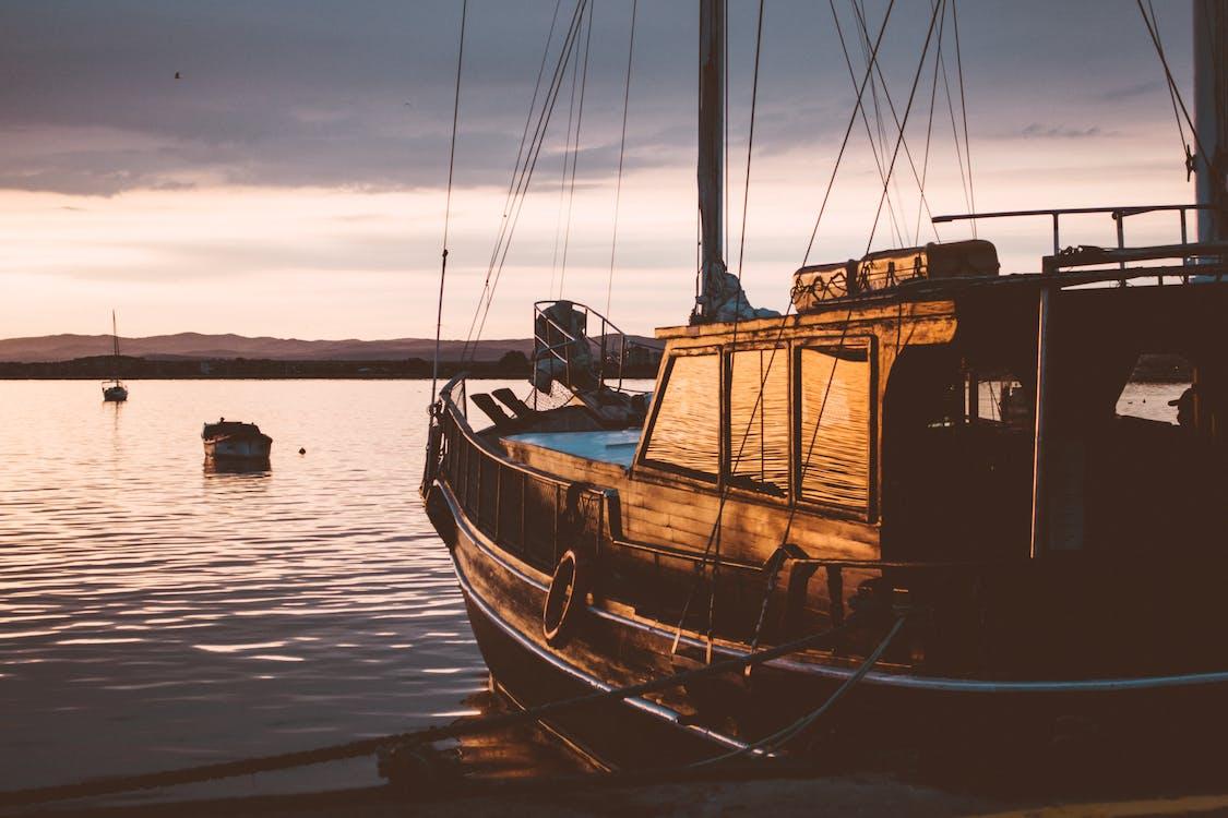 hajó, hajóm csónak, halász