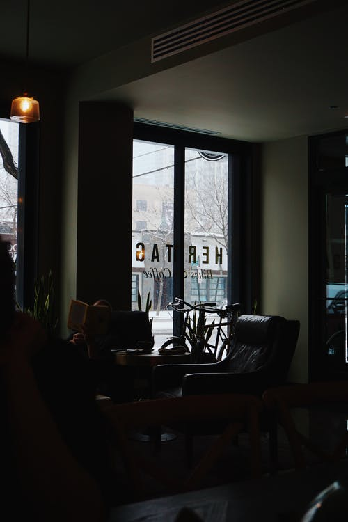 Free stock photo of chicago, coffee, coffee shop, couch