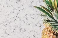 pineapple, marble, fruit