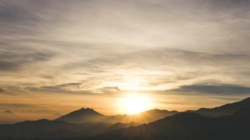 Immagine gratuita di alba, cielo, cloud, indonesia