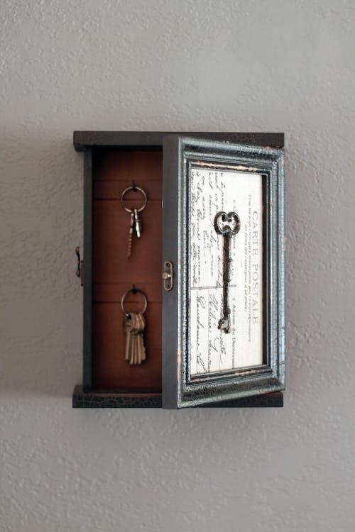 Free stock photo of car key, entry, hang