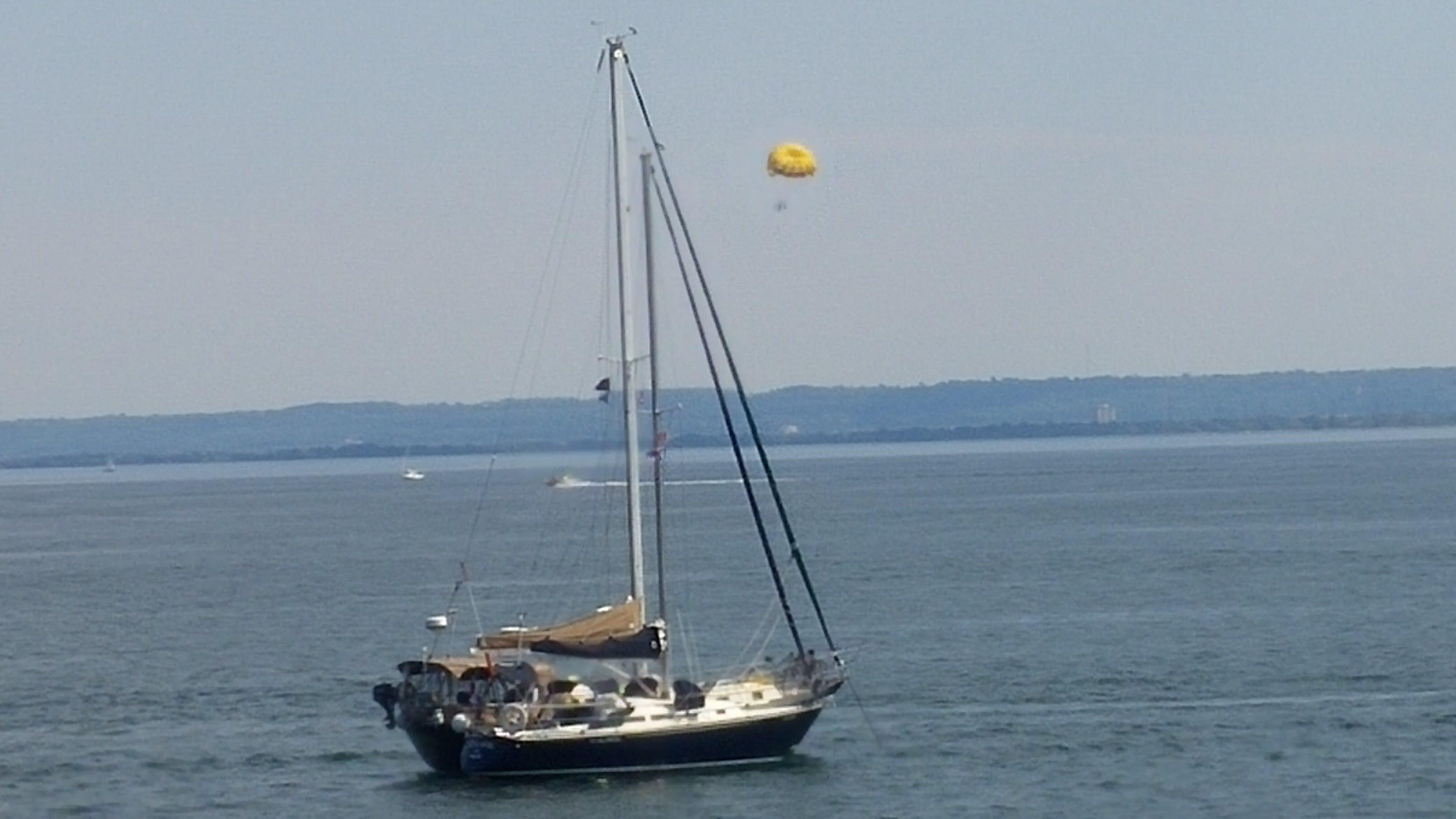 Free stock photo of air baloon, boat, sailing boat