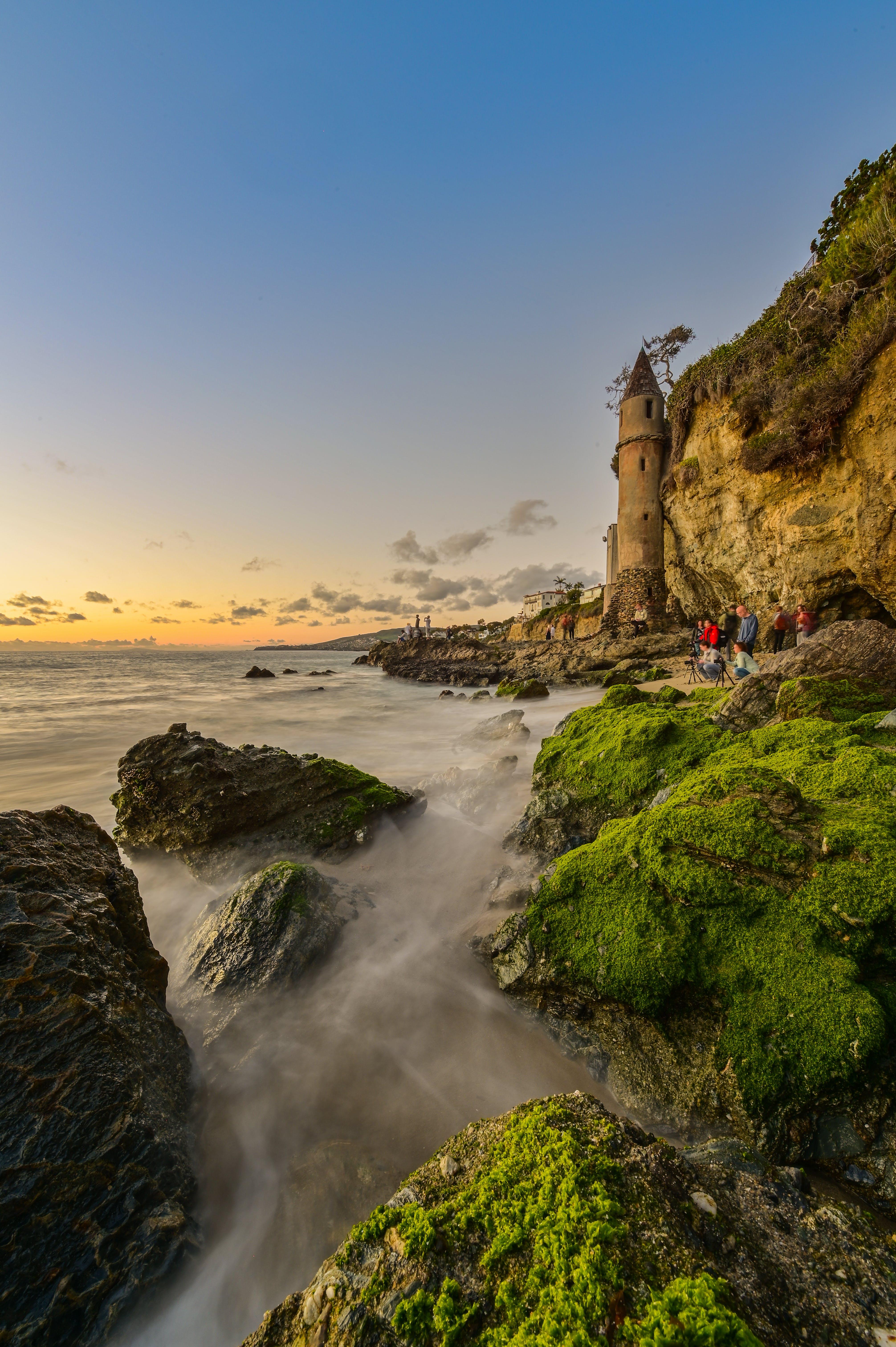 フロー, ラ, ラグナビーチ, 写真撮影の無料の写真素材