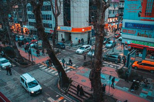 交通, 伊兹米特, 城市, 小路 的 免费素材照片