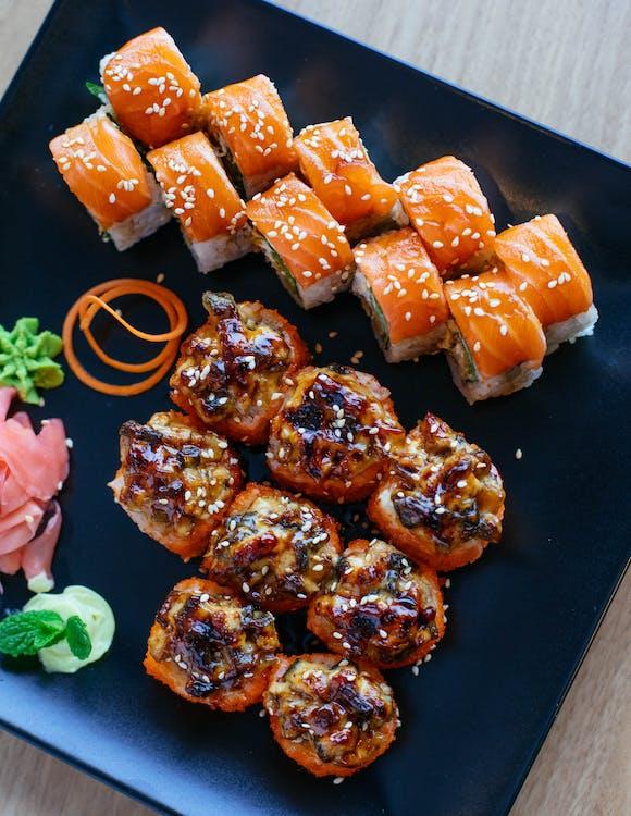 Assorted Japanese Cuisine