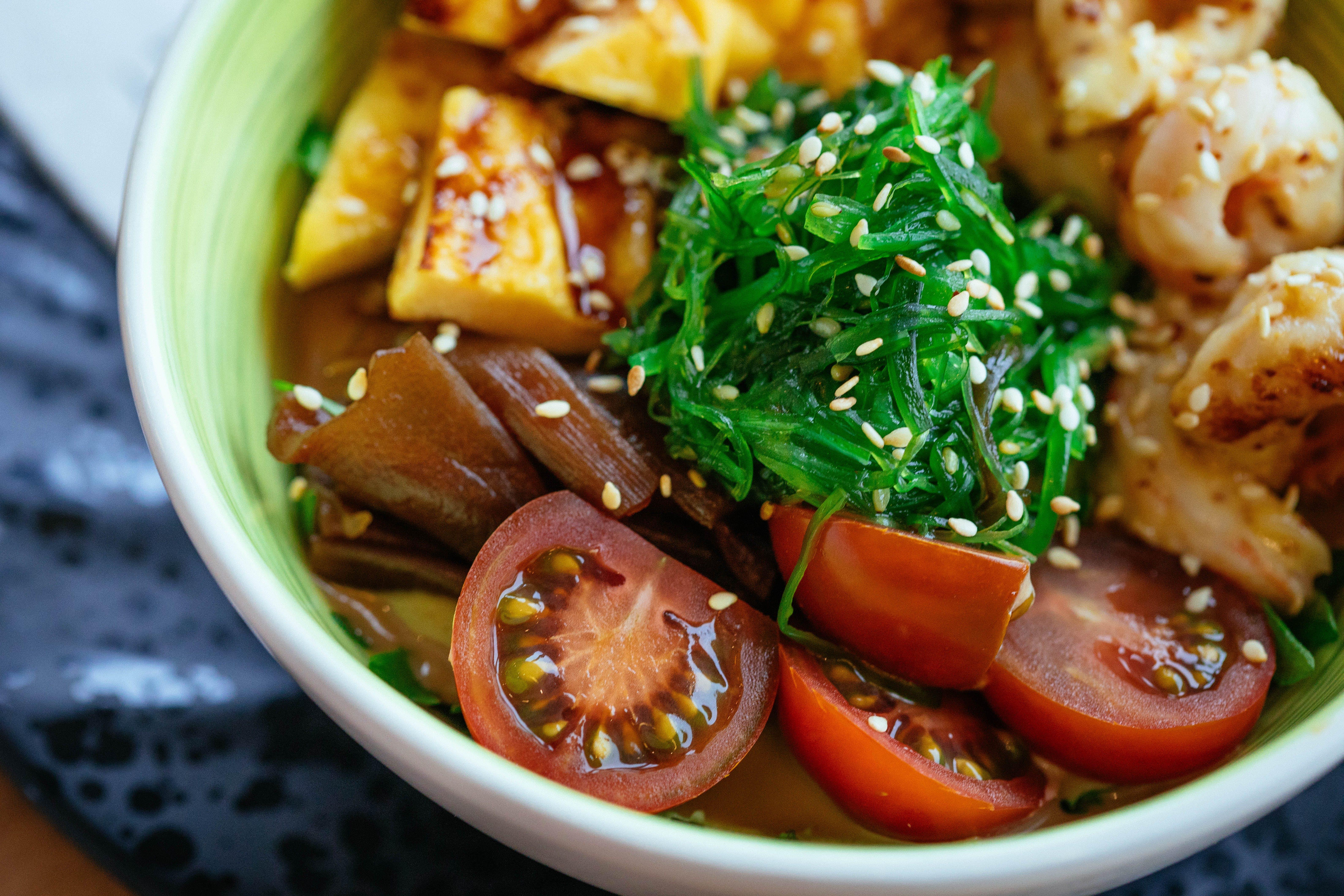 Gratis lagerfoto af delikat, grøntsager, mad, måltid