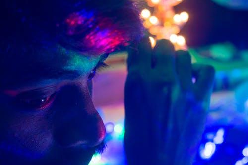 Základová fotografie zdarma na téma barevný, barva, intenzivní, oči