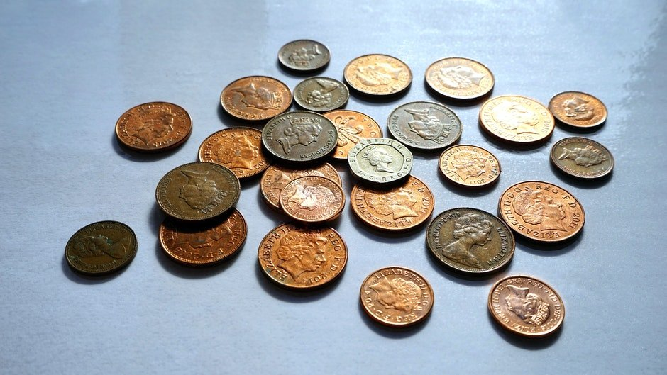 Bronze Collection of Coins