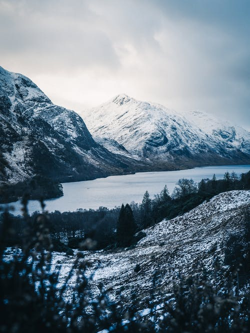 Fotobanka sbezplatnými fotkami na tému chladný, hora, krajina, malebný