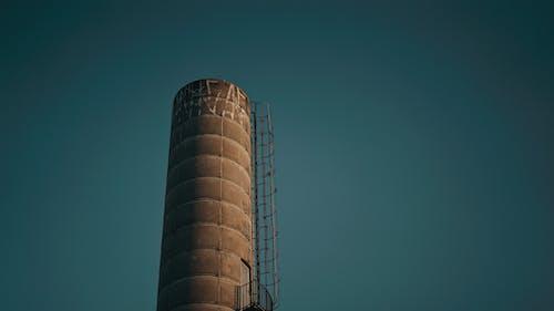 塔, 工業, 建築, 筒倉 的 免费素材照片