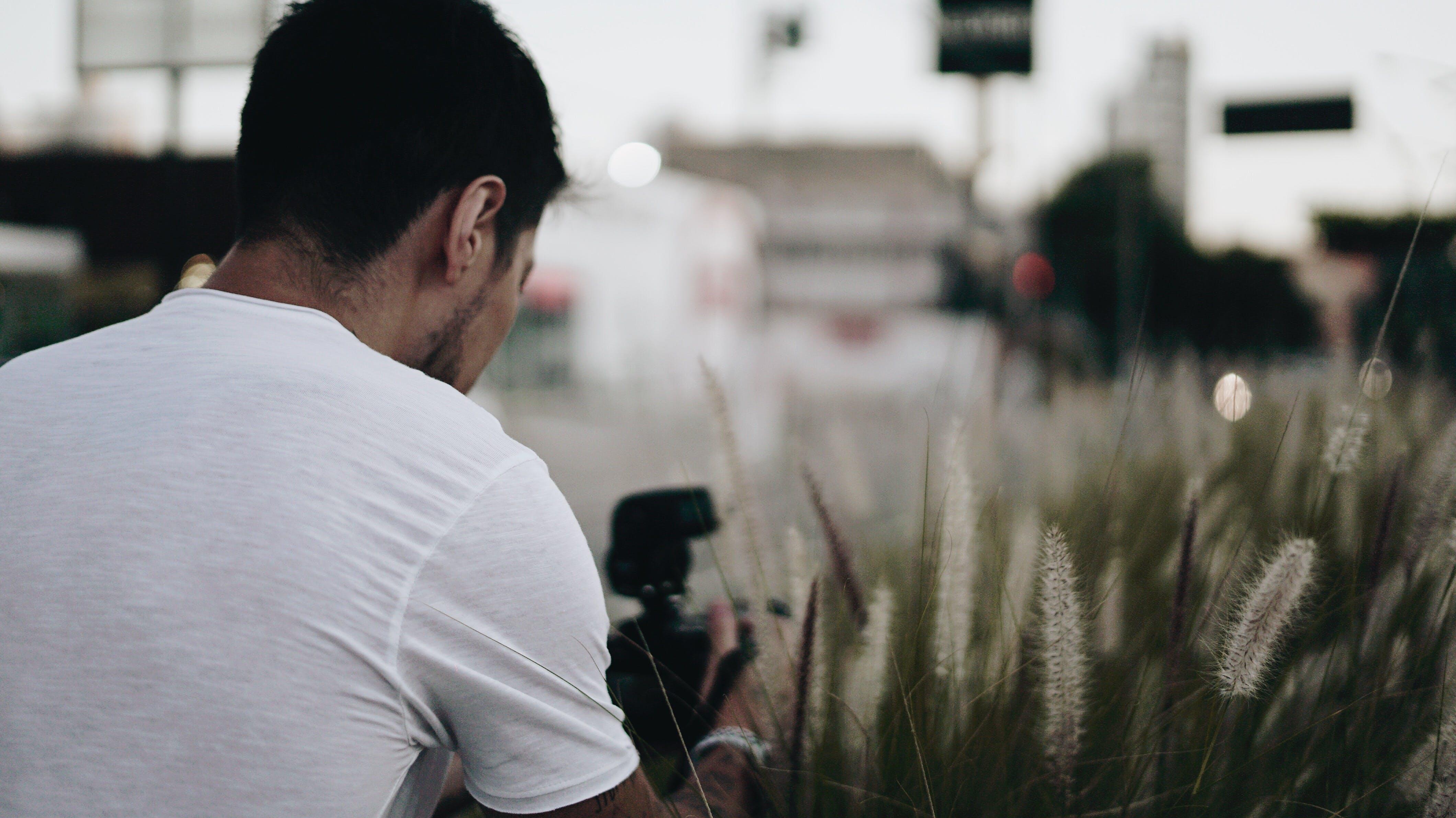 filmemacher, fotograf, kerl