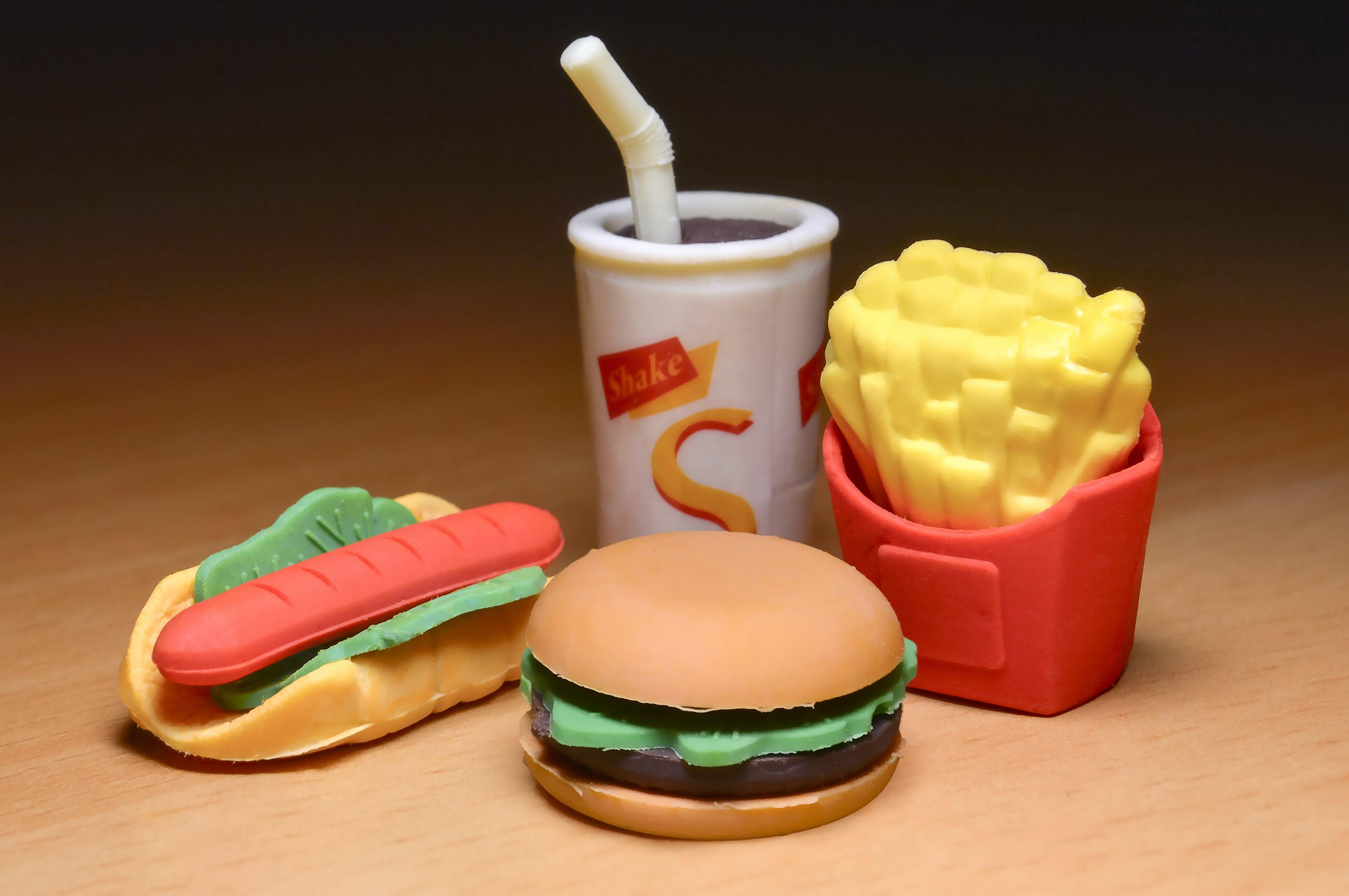 Free stock photo of chips, comida, comida chatarra, comida rapida