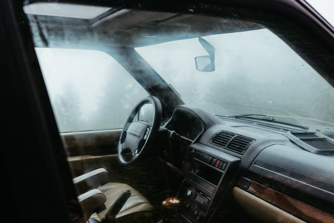 Photo of Vehicle's Interior
