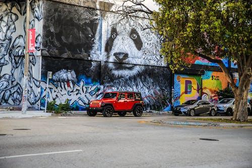 Foto stok gratis jalan, kota, seni jalanan