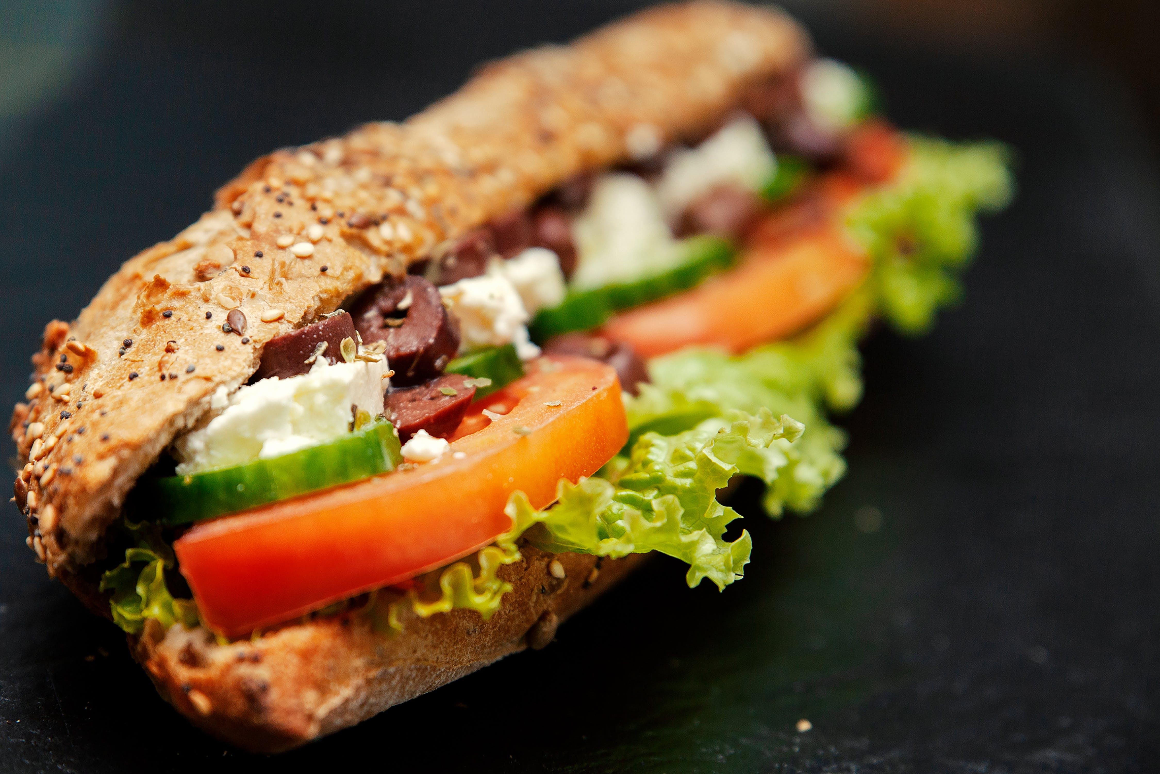 Gratis lagerfoto af delikat, fastfood, frisk, frisk grøntsag