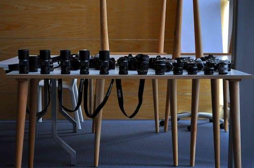 Gratis lagerfoto af kameraer