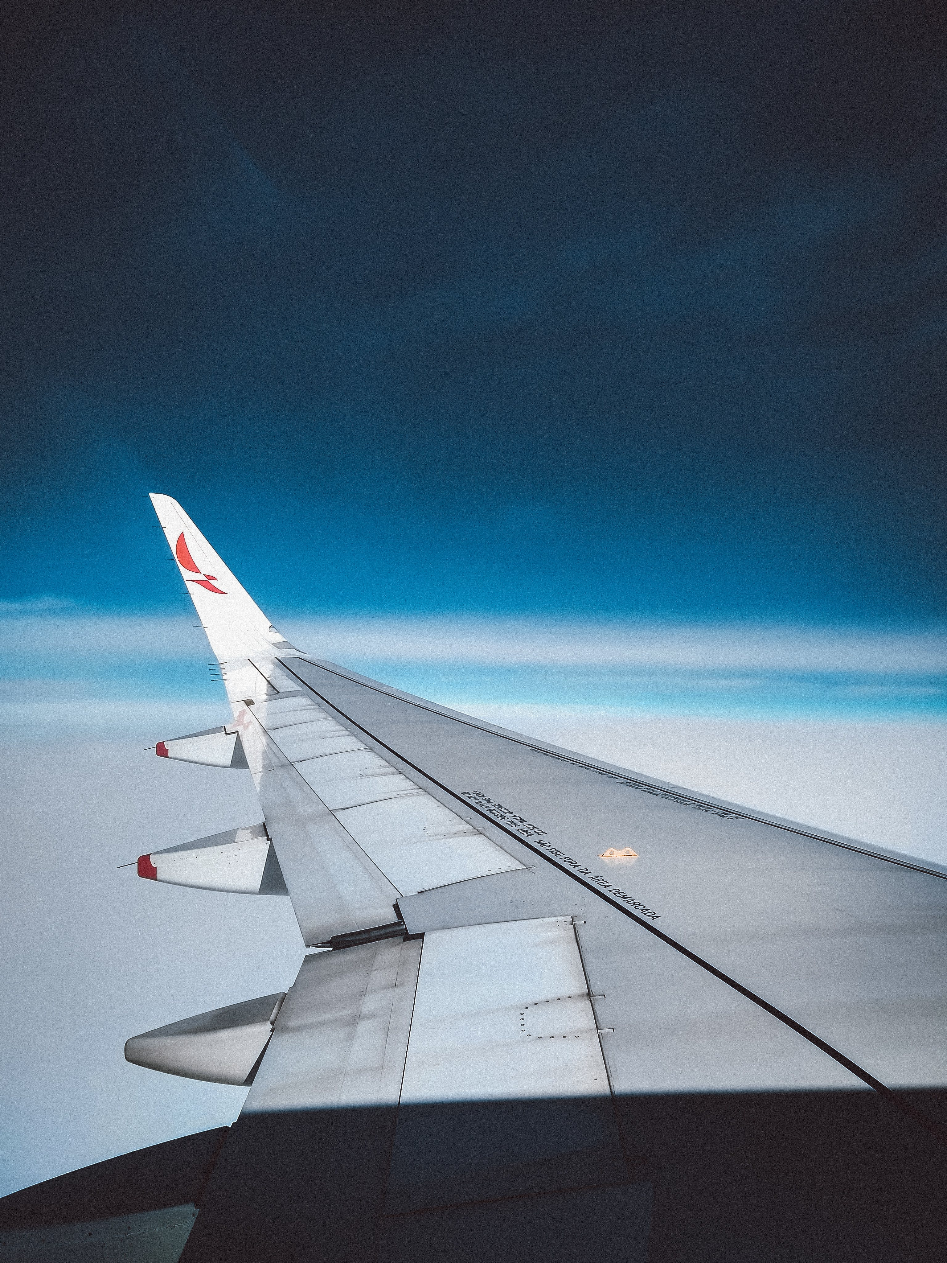 Photo of Airplane Wing