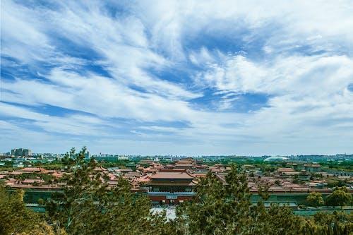 城市, 城鎮, 天空, 屋頂 的 免費圖庫相片