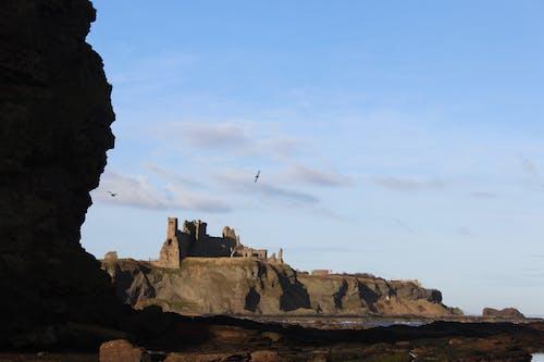 Gratis arkivbilde med festning, Historisk bygning, historisk skotland, landskap
