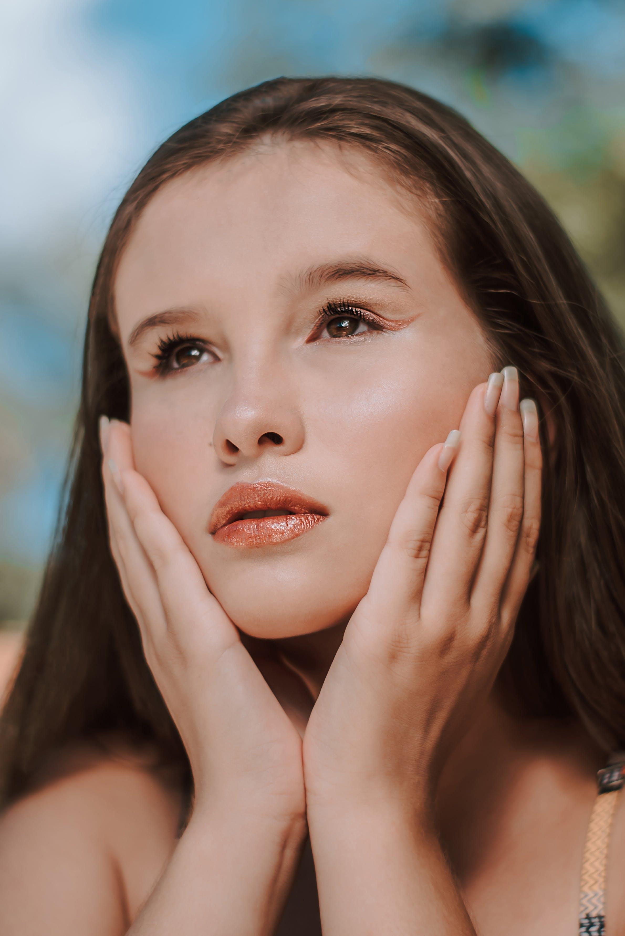 Darmowe zdjęcie z galerii z lato, makijaż, model, modelo