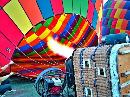 Kostnadsfri bild av adrenalin, äventyr, luftballong