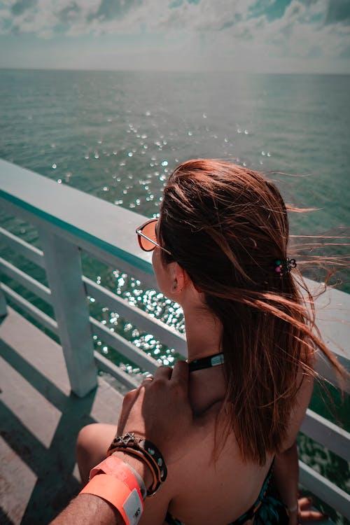 레저, 레크리에이션, 머리, 바다의 무료 스톡 사진