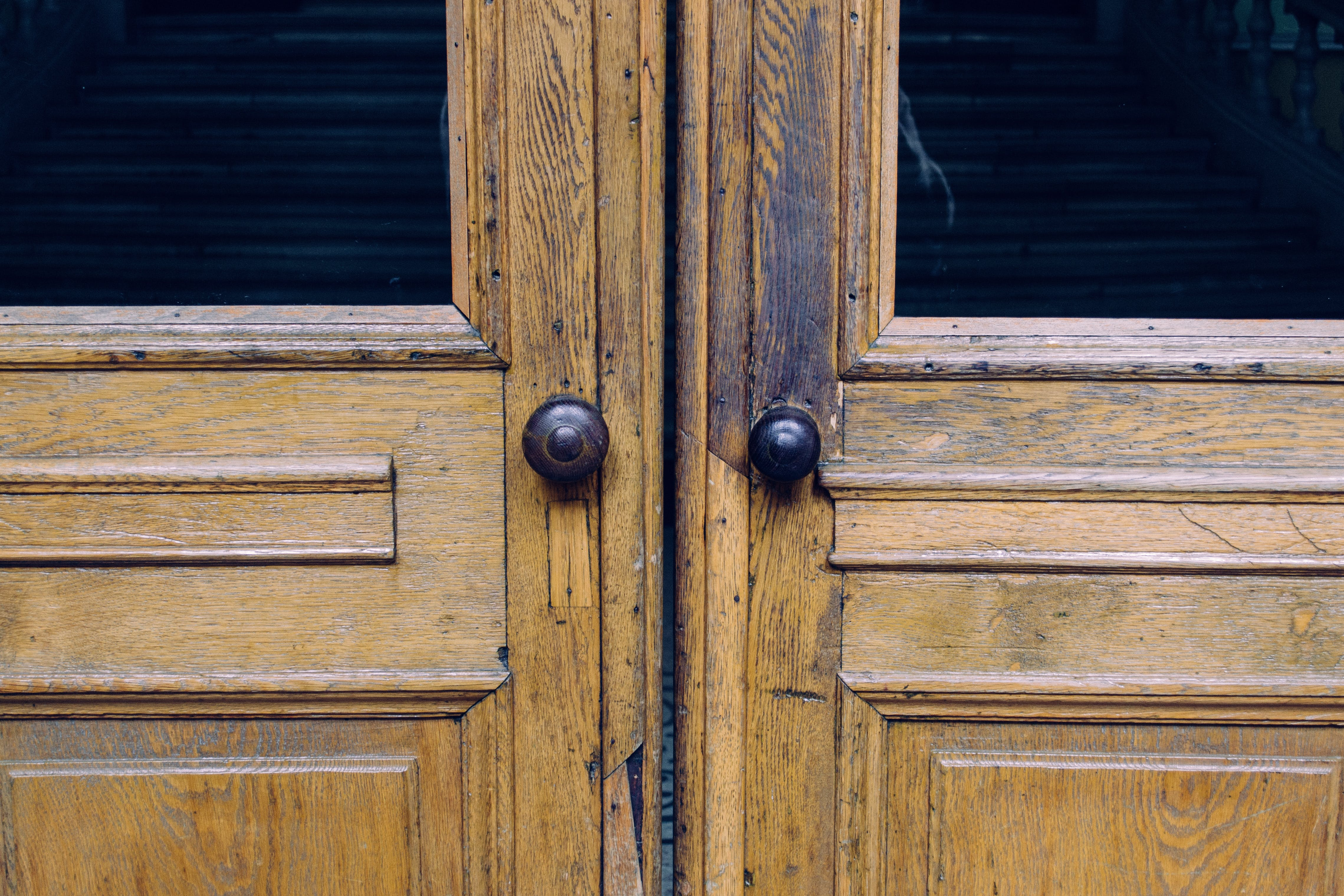 Free stock photo of wood, broken, door, rustic