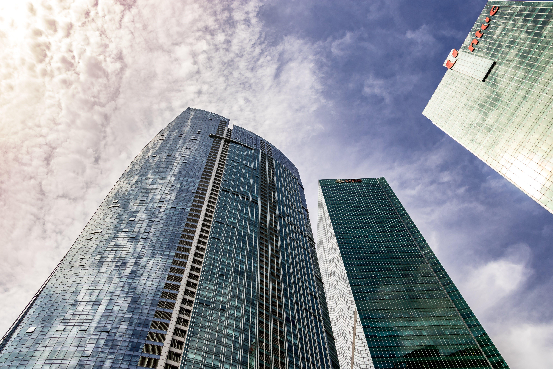 beautiful, modern architecture, singapore
